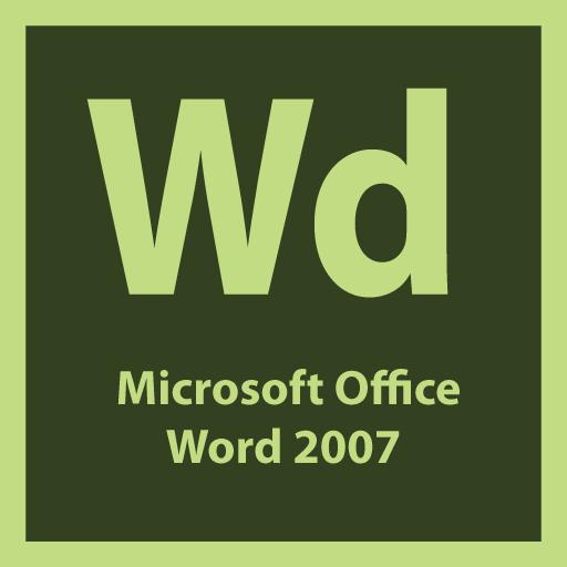 MSWord 2007